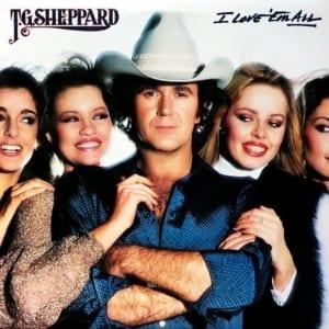T.G. Sheppard - I Love ' Em All (1981) CD 2