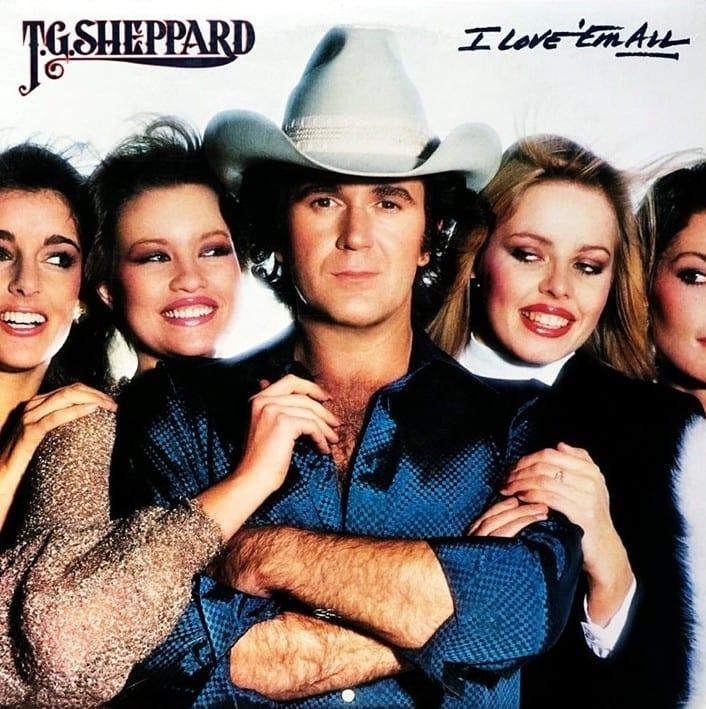 T.G. Sheppard - Slow Burn (1983) CD 8