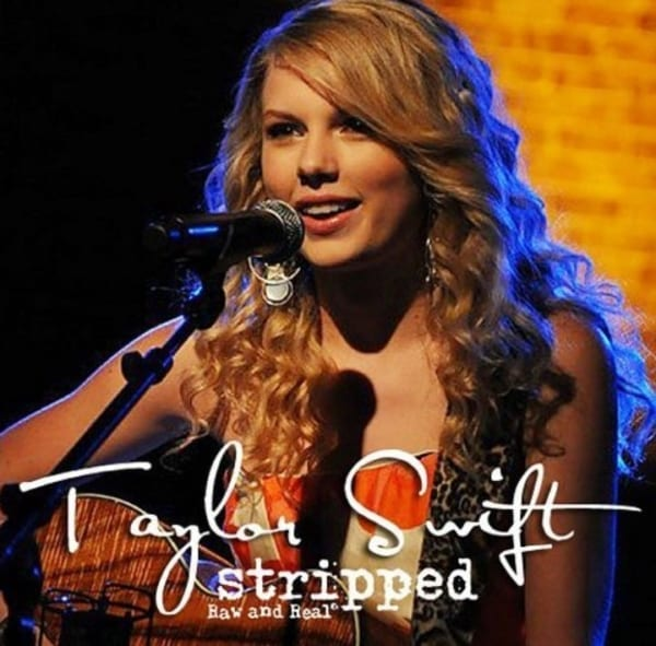 Taylor Swift - Stripped Raw & Real (2009) CD 1