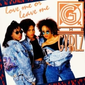 The Gyrlz - Love Me Or Leave Me (EXPANDED EDITION) (1988) 2 CD SET 1