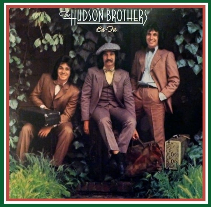 The Hudson Brothers - Totally Out Of Control (1974) CD 9