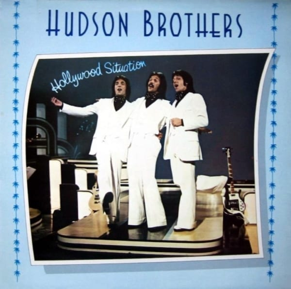 The Hudson Brothers - Hollywood Situation (1974 ) CD 1