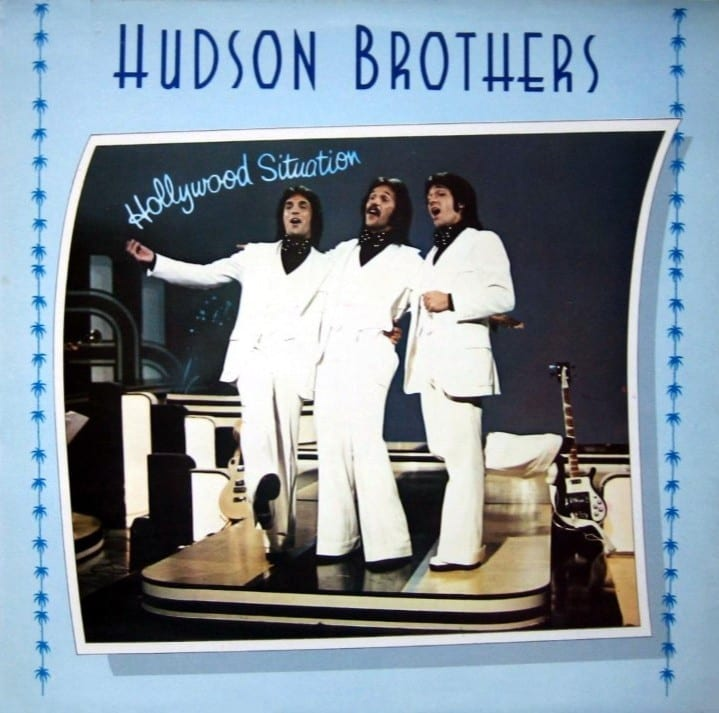 The Hudson Brothers - Hudson (1973) CD 9