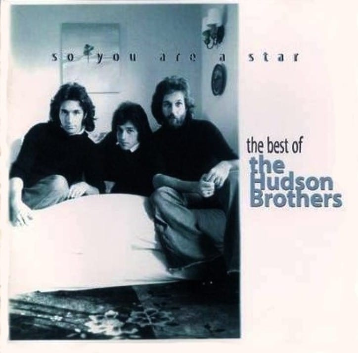 The Hudson Brothers -The Truth About Us (1978) CD 9