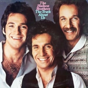 The Hudson Brothers -The Truth About Us (1978) CD 8