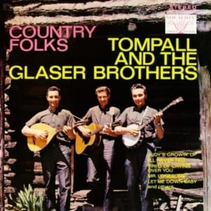 Tompall And The Glaser Brothers - Country Folks (1967) CD 4