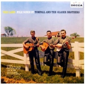 Tompall And The Glaser Brothers - This Land (1960) CD 5