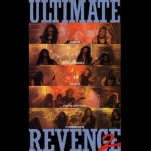 Ultimate Revenge 2 - Original Soundtrack (EXPANDED EDITION) (Dark Angel  Death  Forbidden  Faith or Fear  Raven) (1989) 2 CD SET 2