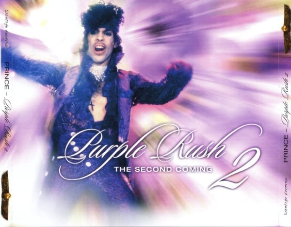 Prince - Purple Rush 2: The Second Coming (Rehearsals 1982-1984) 4 CD SET 1