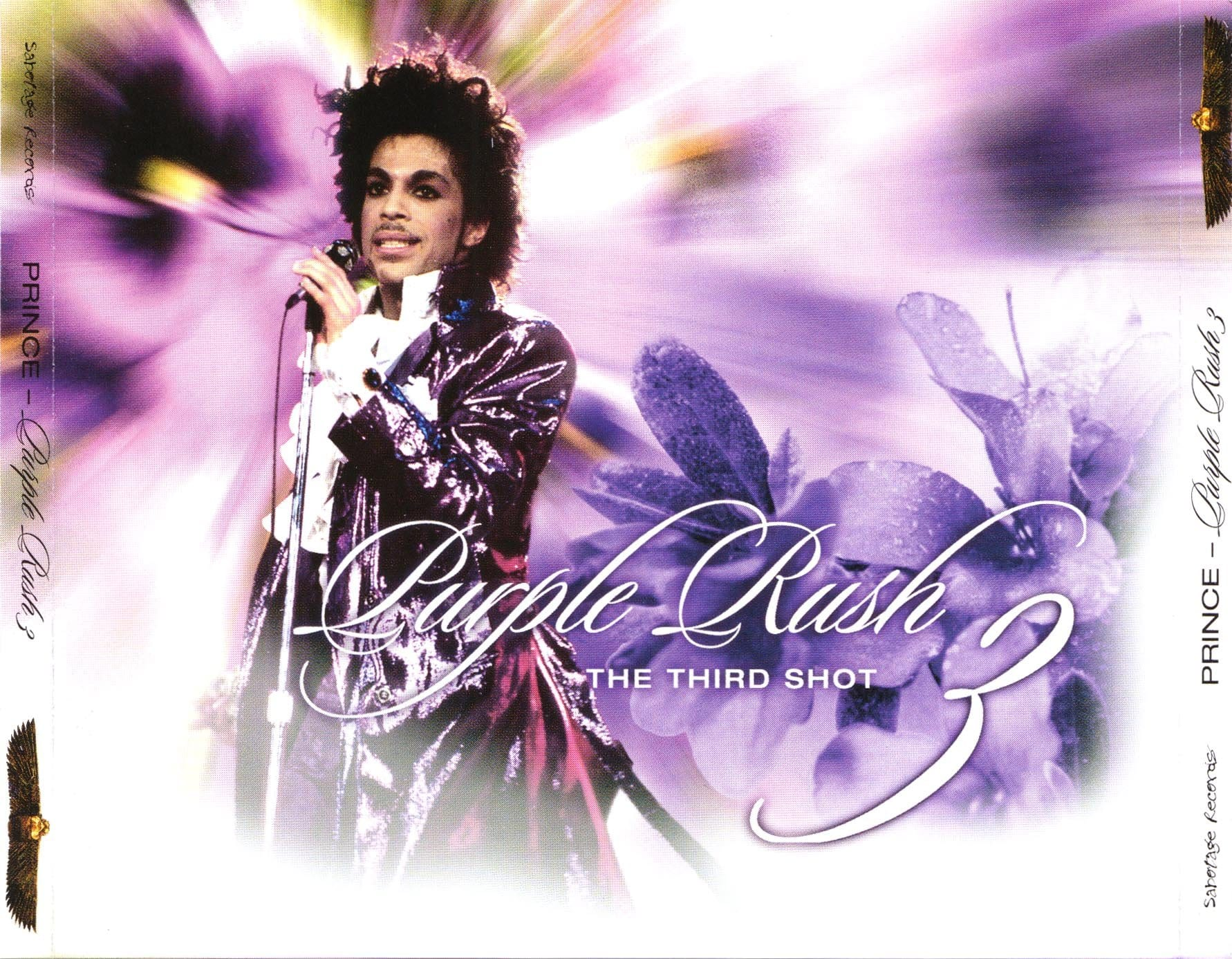Prince - Purple Rush 4: The Final Seduction (Rehearsals & Performances from the Purple Rain Era 1985) 4 CD SET 9