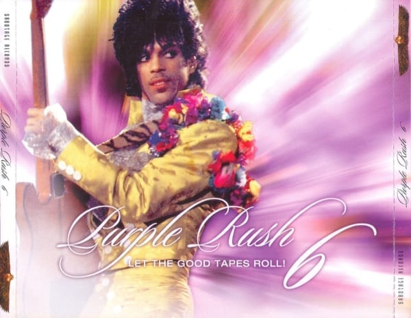 Prince - Purple Rush 6: Let The Good Tapes Roll! (Rehearsals & Concerts 1983-85) 6 CD SET 1