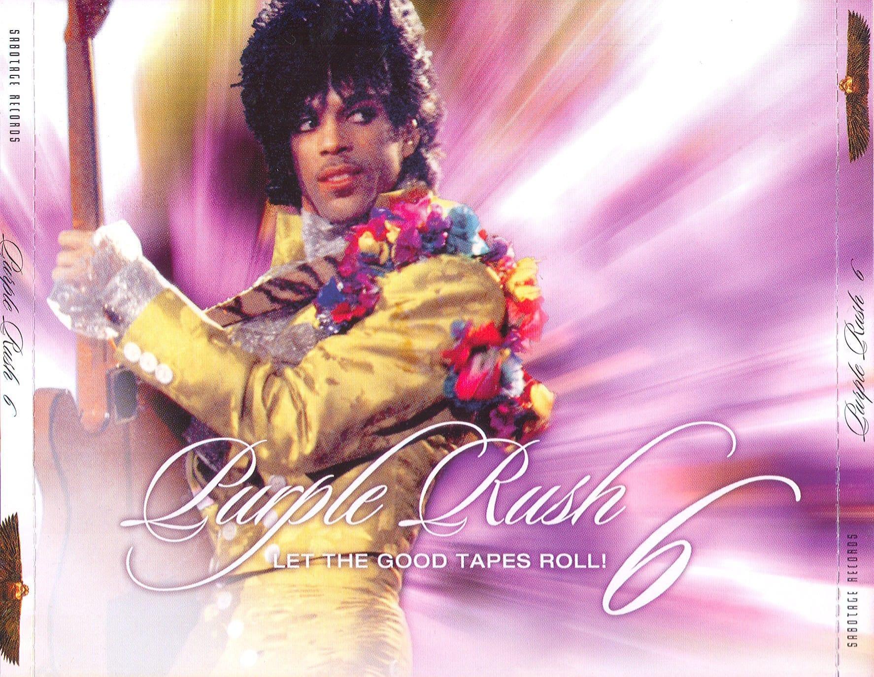 Prince - Purple Rush 3: The Third Shot (Rehearsals 1984) 4 CD SET 9
