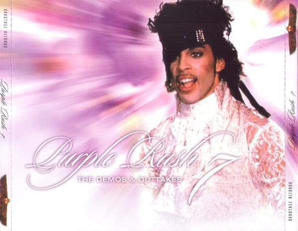 Prince - Purple Rush 7: The Demos & Outtakes (Sessions 1983 - 1985) 4 CD SET 1