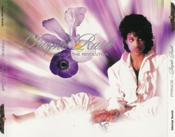 Prince And The Revolution - Purple Rush: Rehearsals & Live Shows 1983-85 (2002) 6 CD SET 1