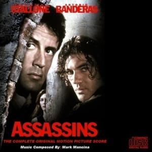 Assassins (Mark Mancina) (THE COMPLETE ORIGINAL MOTION PICTURE SCORE ) (1995) CD 7