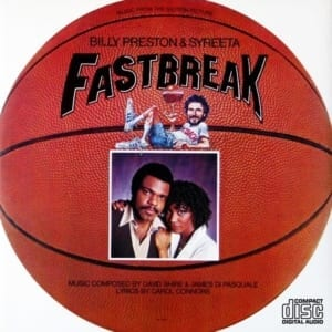 Billy Preston & Syreeta ‎- Music From The Motion Picture Fast Break (1979) CD 9