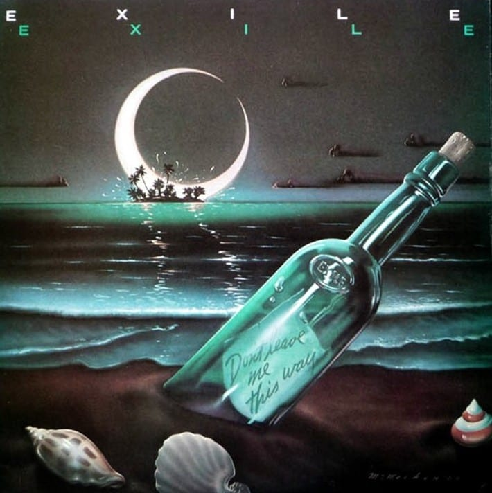 Exile - All There Is (EXPANDED EDITION) (1979) CD 9