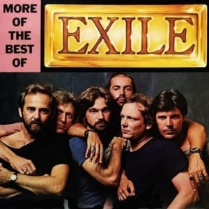 Exile - More Of The Best Of Exile (1986) CD 55