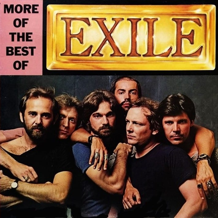 Exile - The Best Of Exile (1985) CD 9