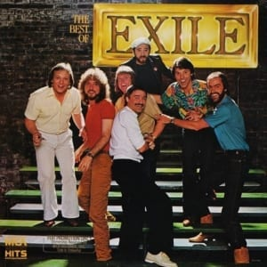 Exile - The Best Of Exile (1985) CD 57