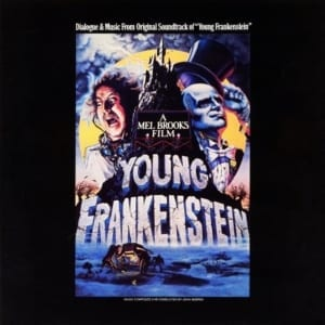 John Morris ‎- Dialogue & Music From Original Soundtrack Of Young Frankenstein (1974) CD 53