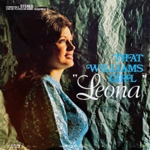 Leona Williams - That Williams Girl, Leona (1970) 23