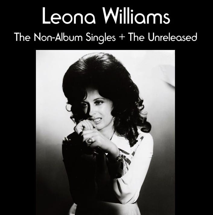 Leona Williams - A Woman Walked Away (EXPANDED EDITION) (UK ONLY RELEASE) (1977) CD 8