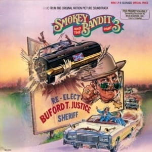 Smokey And The Bandit Part 3 - Original Soundtrack (EXPANDED EDITION) (1983) CD 97