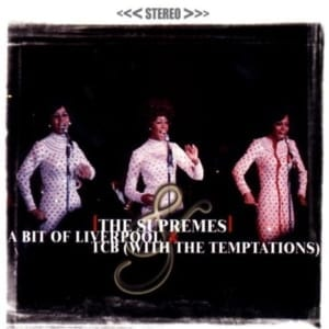 The Supremes / The Supremes With The Temptations ‎- A Bit Of Liverpool / TCB (2 Classic Albums 1CD) (2000) CD 22