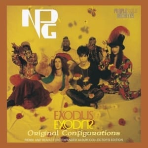 Prince & The NPG - Exodus: Original Configurations (Remix And Remasters Expanded Album Collector's Edition) (2019) 2 CD SET 96