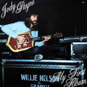 Jody Payne & The Willie Nelson Family Bank ‎- My First Album (EXPANDED EDITION) (1980) CD 61