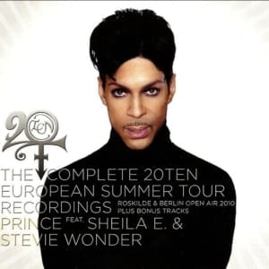 Prince - The Complete 20Ten European Summer Tour Recordings Vol. 1 (#SAB 380-383) (2010) 4 CD SET 67