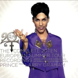 Prince - The Complete 20Ten European Summer Tour Recordings Vol. 2 (#SAB 384-387) (2010) 4 CD SET 68