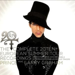Prince - The Complete 20Ten European Summer Tour Recordings Vol. 3 (#SAB 388-391) (2010) 4 CD SET 69