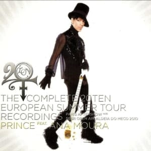 Prince - The Complete 20Ten European Summer Tour Recordings Vol. 5 (#SAB 396-399) (2010) 4 CD SET 71