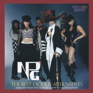 Prince & The NPG - The Best Exodus Alternatives (Remix Remastered And Extended Collector's Edition) (2019) 2 CD SET 97