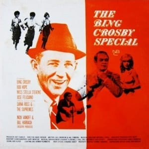 The Bing Crosby Special: Making Movies (Bing Crosby, Bob Hope, Miss Stella Stevens, Diana Ross & The Supremes) (EXPANDED EDITION) (1968) CD 24